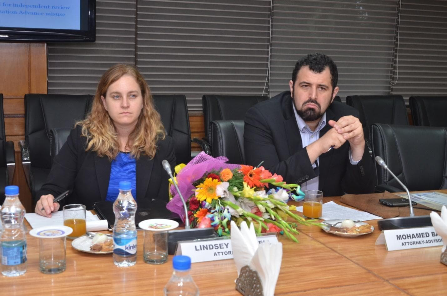 Visit of CLDP Delegation from USA