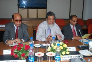 Visit by Bangladesh Delegation